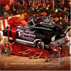 Big Bad Voodoo Daddy - Everything You Want for Christmas CD Cover Art