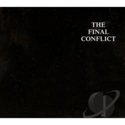 Conflict - Final Conflict CD Cover Art