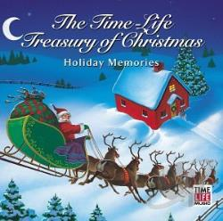 Time-Life Treasury Of Christmas: Greatest Holiday Duets CD Cover Art