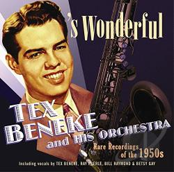 Beneke, Tex - 'S Wonderful CD Cover Art