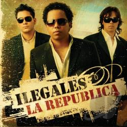 Ilegales - La Republica CD Cover Art