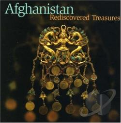Afghanistan: Rediscovered Treasures CD Cover Art