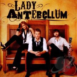 Lady Antebellum - Lady Antebellum CD Cover Art