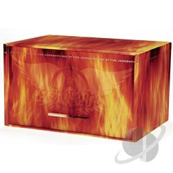 Aerosmith - Box of Fire CD Cover Art