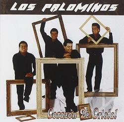 Los Palominos - Corazon de Cristal CD Cover Art