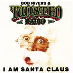 Rivers, Bob - I Am Santa Claus CD Cover Art