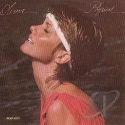 John, Olivia Newton - Physical CD Cover Art