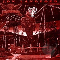 Langford, Jon - Skull Orchard CD Cover Art