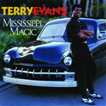 Evans, Terry - Mississippi Magic CD Cover Art