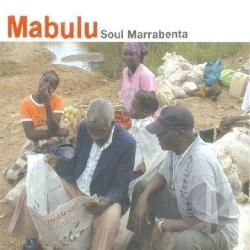 Mabulu - Soul Marrabenta CD Cover Art