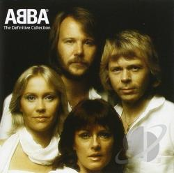 ABBA - Definitive Collection CD Cover Art