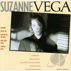 Vega, Suzanne - Suzanne Vega CD Cover Art