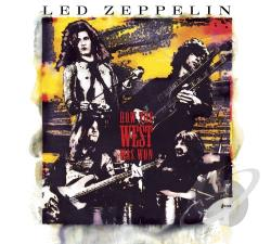 Led Zeppelin - How the West Was Won CD Cover Art