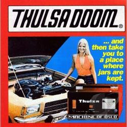 Thulsa Doom - ...And Then Take You to a Place Where Jars Are Kept CD Cover Art