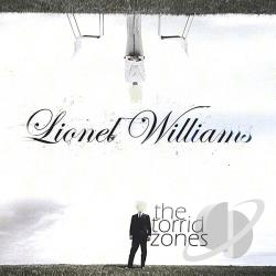 Williams, Lionel - Torrid Zones CD Cover Art
