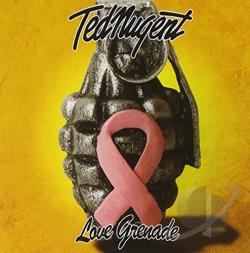 Nugent, Ted - Love Grenade CD Cover Art