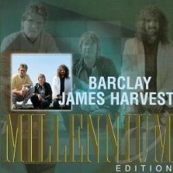 Harvest, Barclay James - Millennium Edition CD Cover Art