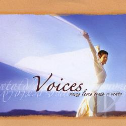 Voices - Voices - Light as the Wind CD Cover Art