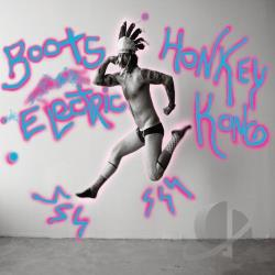 Boots Electric - Honkey Kong CD Cover Art