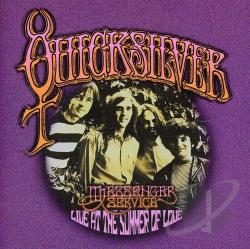 Quicksilver Messenger Service - Live at the Summer of Love CD Cover Art