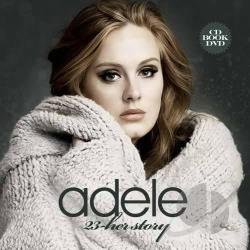 Adele - Her Story CD Cover Art