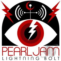 Pearl Jam - Lightning Bolt CD Cover Art