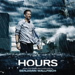 Wallfisch, Benjamin - Hours DB Cover Art