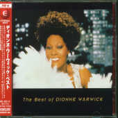 Warwick, Dionne - Best 19 CD Cover Art