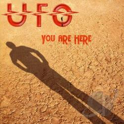 U.F.O. - You Are Here CD Cover Art