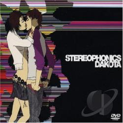 Stereophonics - Dakota DVD Cover Art