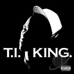 T.I. - King CD Cover Art