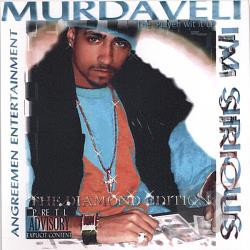 Murdaveli - Jus Playin Wit It CD Cover Art