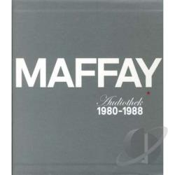 Maffay, Peter - Maffay Audiothek: 1980-1988 CD Cover Art