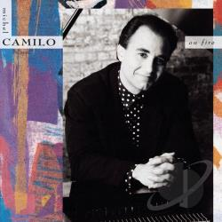 Camilo, Michel - On Fire CD Cover Art