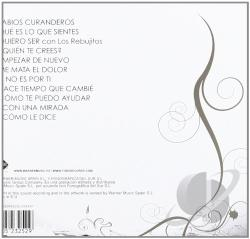 Moreno, Belen - Belen Moreno CD Cover Art