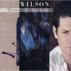 Wilson, Brian - Brian Wilson CD Cover Art