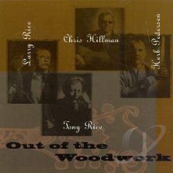 Rice, Rice, Hillman & Pedersen - Out of the Woodwork CD Cover Art
