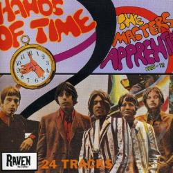 Masters Apprentices - Hands of Time CD Cover Art