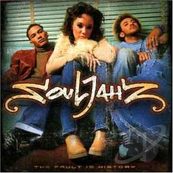 Souljahz - Fault Is History CD Cover Art