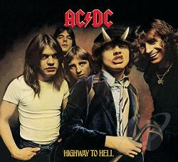 AC/DC - Highway To Hell CD Cover Art