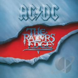 AC/DC - Razor's Edge CD Cover Art