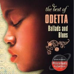 Odetta - Best of Odetta CD Cover Art