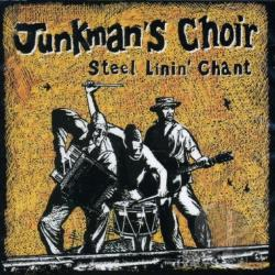 Junkmans Choir - Stell Linin' Chant CD Cover Art