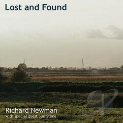 Richard Newman with Sue Stone - Lost and Found CD Cover Art