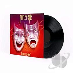 Motley Crue - Dr. Feelgood LP Cover Art