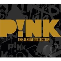 Pink - Album Collection CD Cover Art