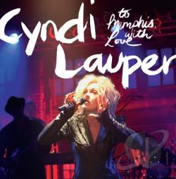 Cyndi Lauper From Memphis With Love Live Cd Album