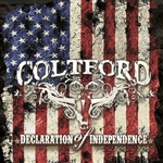 Ford, Colt - Declaration of Independence CD Cover Art