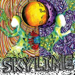 Skylime - Both Of Us CD Cover Art