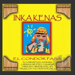 Inkakenas - El Condor Pasa CD Cover Art